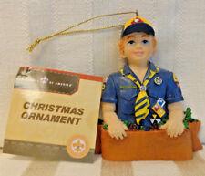 Boy Scouts of America Christmas Ornament Kurt S. Adler Company