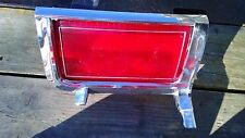 1975 - 1979  LINCOLN CONTINENTAL TOWNCAR TOWN CAR Passenger Right Taillight