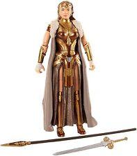 "Dc Multiverse Wonder Woman QUEEN HIPPOLYTA 6"" Action Figure Dc Comics BAF Ares"