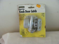 Stanley Knob Door Latch 11-5033 Free Shipping