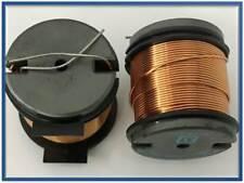 Bobina Induttanza Jantzen 0.33 mH  in aria Ø 1.20 mm per filtri crossover Audio