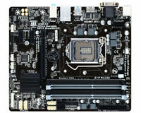 Gigabyte GA-B85M-D3V Plus For Intel Socket LGA 1150 MicroATX Motherboard DDR3