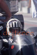 1976 Tom Pryce RACE CAR DRIVER - 35mm Racing Slide