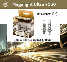 GE General Electric H1 Megalight Ultra +130% Duobox 12V 55W Halogen Lampe