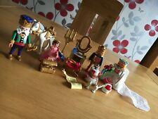 Playmobil Advent Calendar 4165 Wedding Princess King