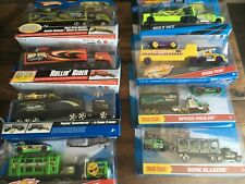 Hot Wheels camiones Multi transportadores camiones Rigs Rollin Rider transportadores