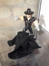 WWF WWE Hasbro custom Undertaker cloak