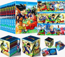 Dragon Ball Z : The Complete Series Season 1-9 Blu-ray DVD English Dub US Seller