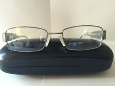 Konishi Eyeglasses, 8544, Brand New, Grey Men's Metal
