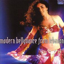 VARIOUS ARTISTS - MODERN BELLYDANCE FROM LEBANON - CD