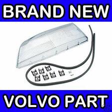 Volvo S70, V70, C70 (-00) Headlight / Headlamp Glass (Left)