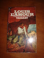 Louis L'AMOUR - TAGGART