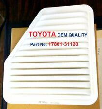 For 07 08 09 10 11 CAMRY RAV4 VENZA COROLLA AVALON TC OEM Quality Air Filter