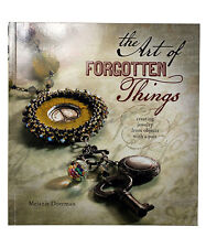 The Art Of Forgotten Things By Melinda Barta Instructional Book  SPECIAL PRICE