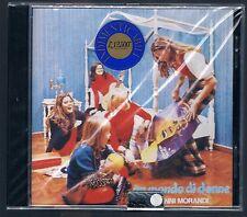 GIANNI MORANDI UN MONDO DI DONNE CD F.C.SIGILLATO!!!