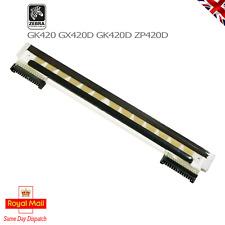 More details for new zebra gk420 gx420d gk420d zp420d thermal print head 105934-037 | g105934-037