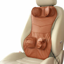 Epulse Air Pressure Car Seat Massager, Red Brown Back Improve Blood Circulation