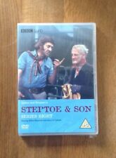 Steptoe & Son Series Eight DVD Wilfred Brambell & Harry H Corbett New & Sealed
