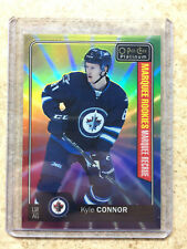16-17 OPC O-PEE-CHEE Platinum RC Rookies #197 KYLE CONNOR Rainbow Color Wheel