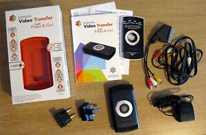 Pinnacle Video Transfer Device - Analog (e.g. VHS, DVD) to Digital MPEG4 via USB