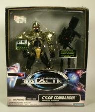 Battlestar Galactica Cylon Commander MIB Trendmasters
