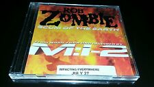 Rare Rob Zombie Scum OF The Earth Single Promo From M:I-2 Soundtrack 2000