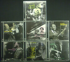 7xCD PARIS JAZZ CONCERT - Blakey, Basie, Hampton, Armstrong, Ellington, Konvolut