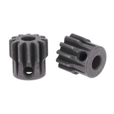 2Pcs M1 5mm 12T Pinion Motor Gear for 1/8 RC Car Brushed Brushless Motor P8N6