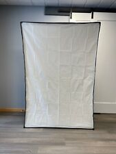 "Calumet 52"" x 76"" Rm3054 Large White/Silver SoftBox for Flash Lights"