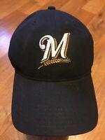 Milwaukee Brewers Baseball Hat OC Sports MLB Adjustable Cap