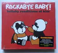 Rockabye Baby: Lullaby Renditions of Kiss (CD) NEW & SEALED