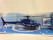 Eurocopter AS350 Police Helicopter, 1:43 Diecast, Collectibles, By New Ray Toys