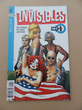 The Invisibles (vol 2)  1 . DC / Vertigo 1997 . VF