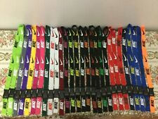 Nike Lanyards Detachable Keychain ID Badge Phone Holder 30 Colors Available