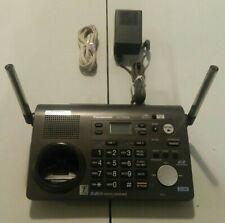 PANASONIC KX-TG6700B 5.8 GHz 2 Line Cordless Phone Base for KX-TGA670B