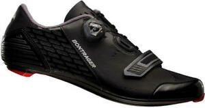 Bontrager Velocis Men's Road Cycling Shoes, US 11.5/EU 44.5, Black