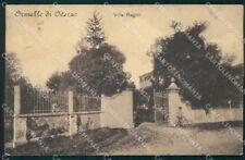 Treviso Ormelle di Oderzo Villa Regini cartolina VK3469