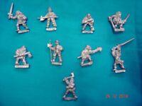 Auswählen aus Fightern Berserker -Zinn- Citadel/GW sehr alt - 1 Figur aussuchen