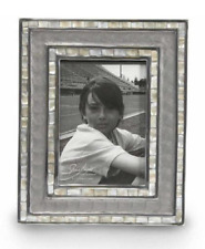 Julia Knight Classic 5x7 Picture Frame Mother Of Pearl 5510037 Msrp $110