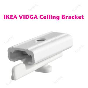 NEW Ikea VIDGA Curtain Ceiling bracket 902.990.91, White