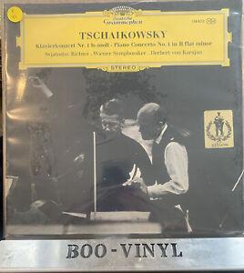 SEALED DG RECORD Sviatoslav Richter - Klavierkonzert Nr.1 B-moll Piano Concerto