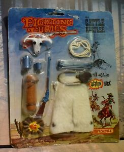 Matchbox Fighting Furies Carded FF-21 Cattle Rustler