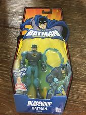 "BATMAN THE BRAVE AND THE BOLD ""BLADEWHIP BATMAN"" 5""IN FIGURE MATTEL"