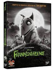 DVD *** FRANKENWEENIE ***  de Tim Burton  ( neuf sous blister )