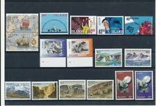 D069931 Iceland Nice selection of MNH stamps