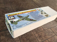 The SPITFIRE .46 A.R.F. R/C Model Airplane Kit