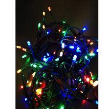 Années 80 Extérieur Chaîne Lumineuse LED pour Arbre de Noël / Sapin