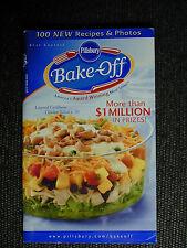 PILLSBURY Cookbook Booklet BAKE OFF MEAL IDEAS  2004 #281