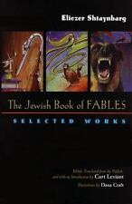 Judaic Traditions in Literature, Music and Art: The Jewish Book of Fables :...
