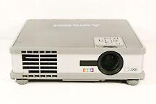 MITSUBISHI SHORT THROW   home cinema projector data video REFURBISH WARRANTY